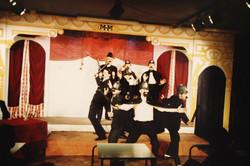 Cast-The Policemen