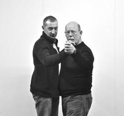 Lee Barnes & Martin Bedwell