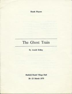 HP Ghost Train 1