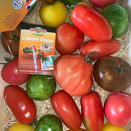 French Heritage Tomatoes