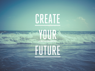 What lies ahead in your future is up to YOU !