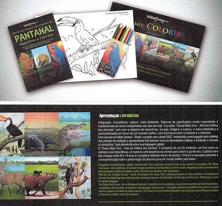 AMAZONIA/CERRADO CHILDRENS BOOK