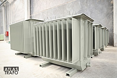 Atlas Trafo Transformer İzmir Turkey