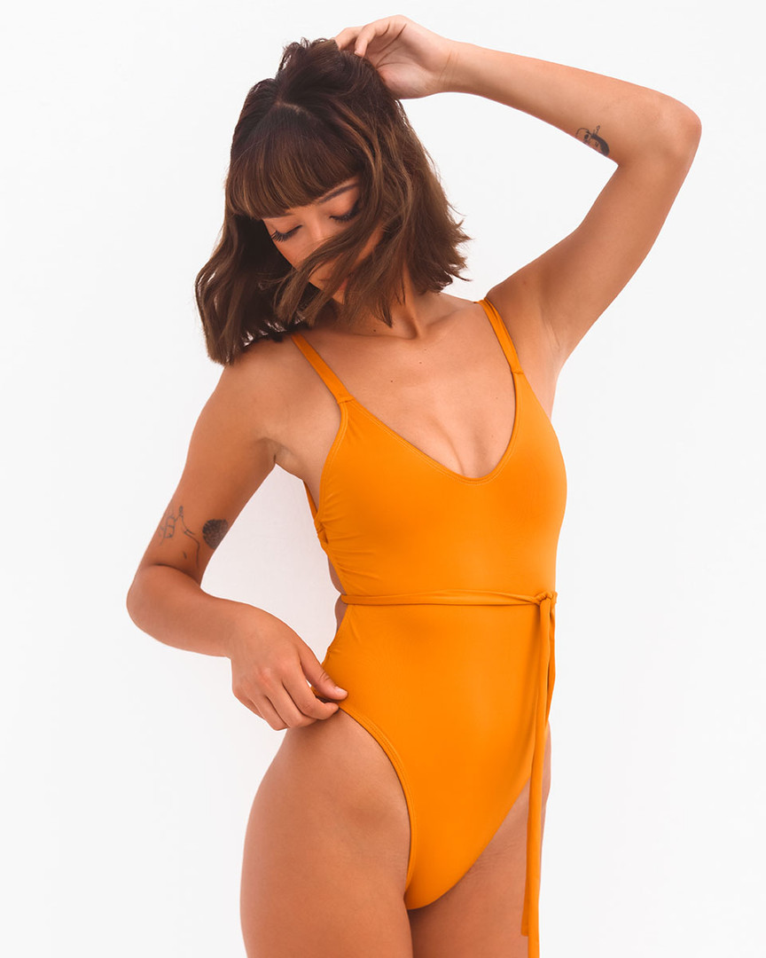 TORY ONE PIECE - AMBAR