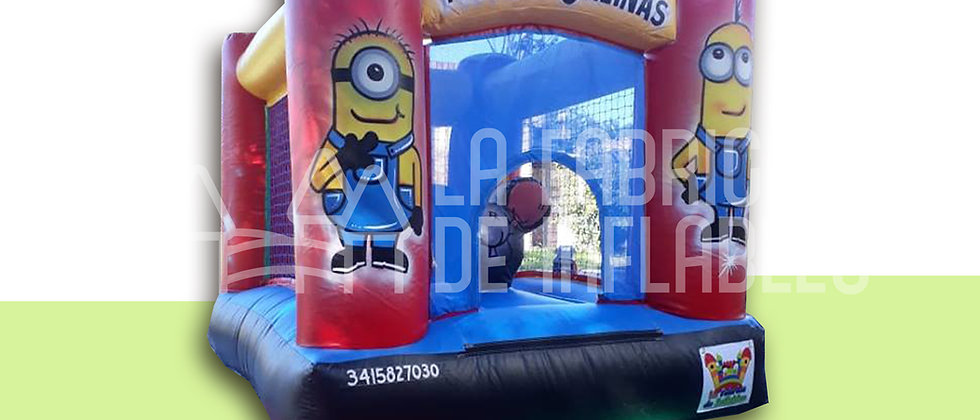 Inflable 2x2.5
