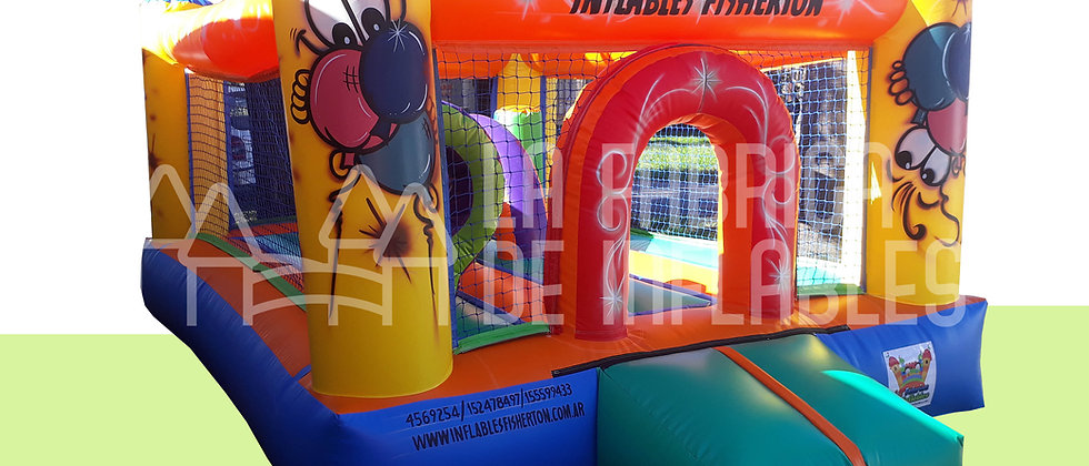 Inflable 3x4