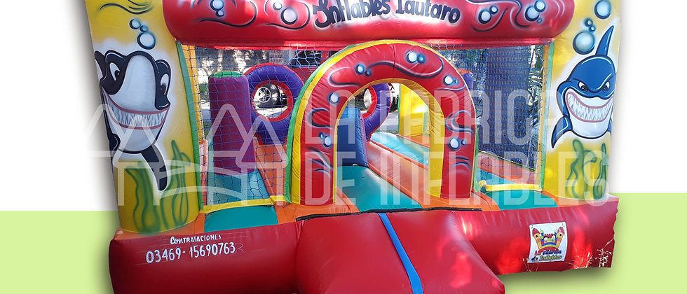 Inflable 3.5x3.5