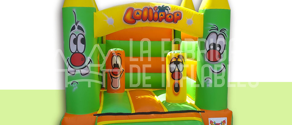 Inflable 2.5x2.5