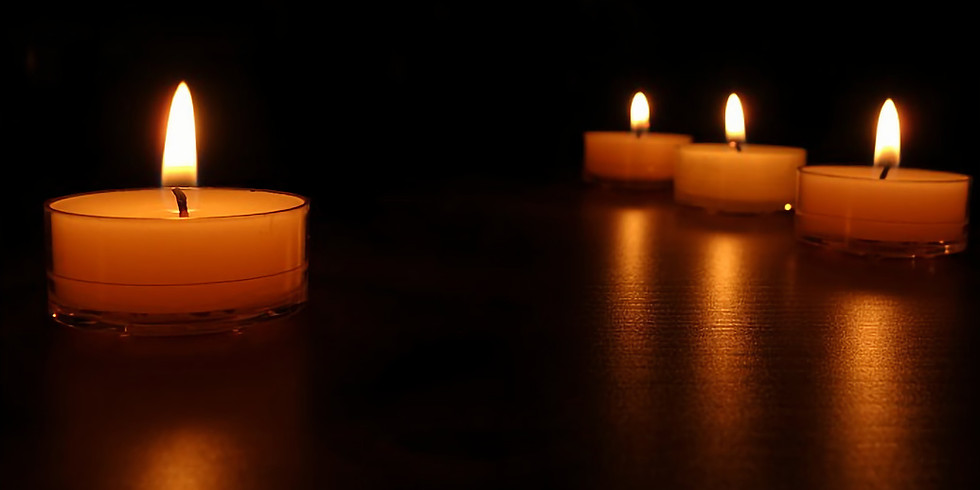 Candlelight Restorative Yoga with Aromatherapy