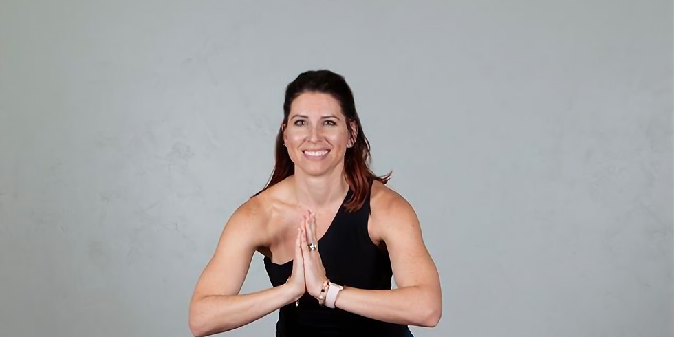 Supersets Yoga with Robin Nelson