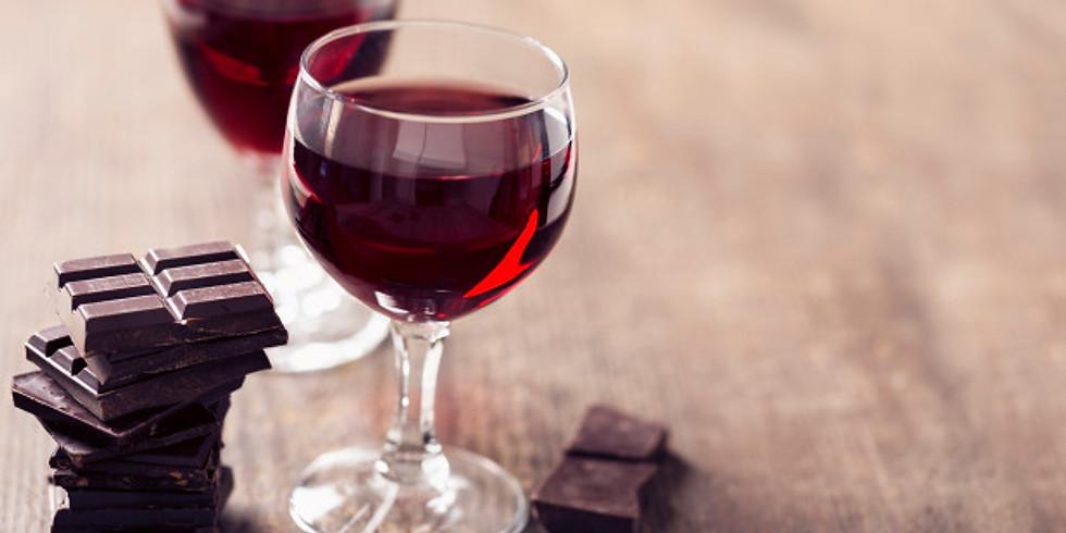 Slow Flow + Wine & Chocolate