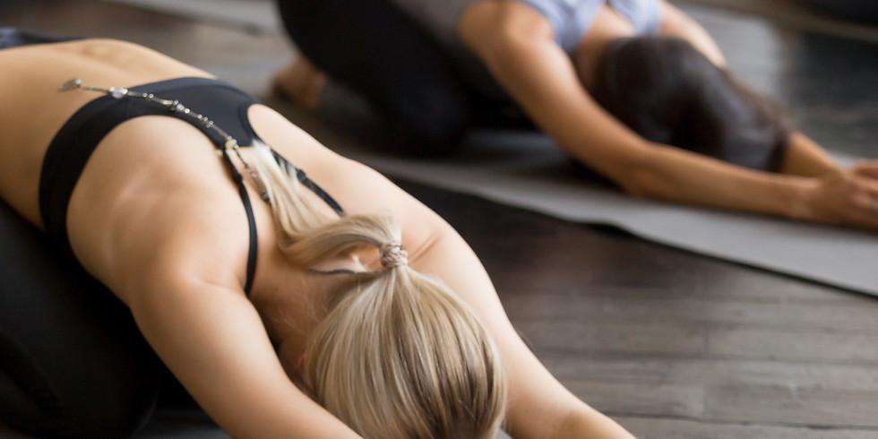 Yin Yoga Workshop with Deb Hutchison