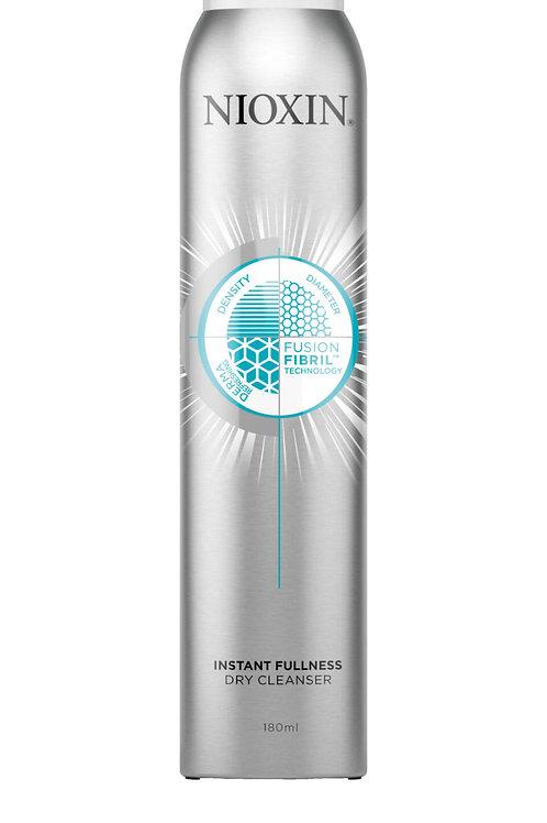 Instant Fullness Dry Cleanser
