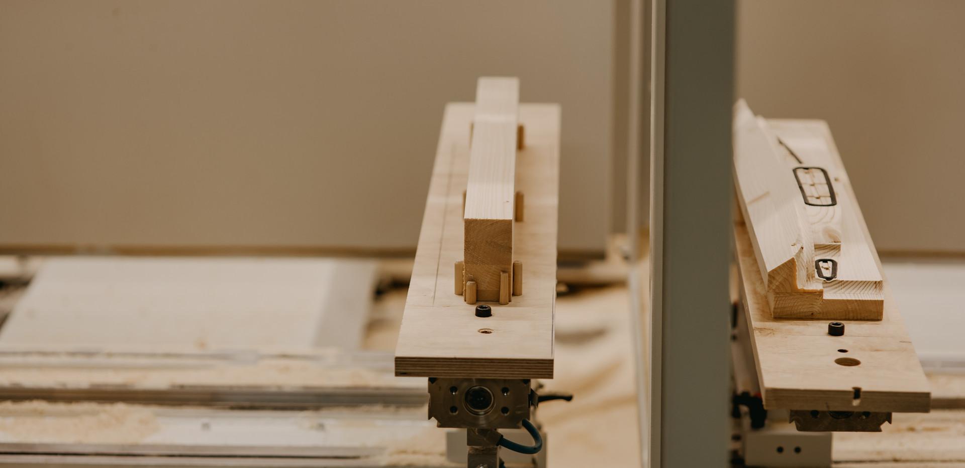 Slavita wood cutting Bacci
