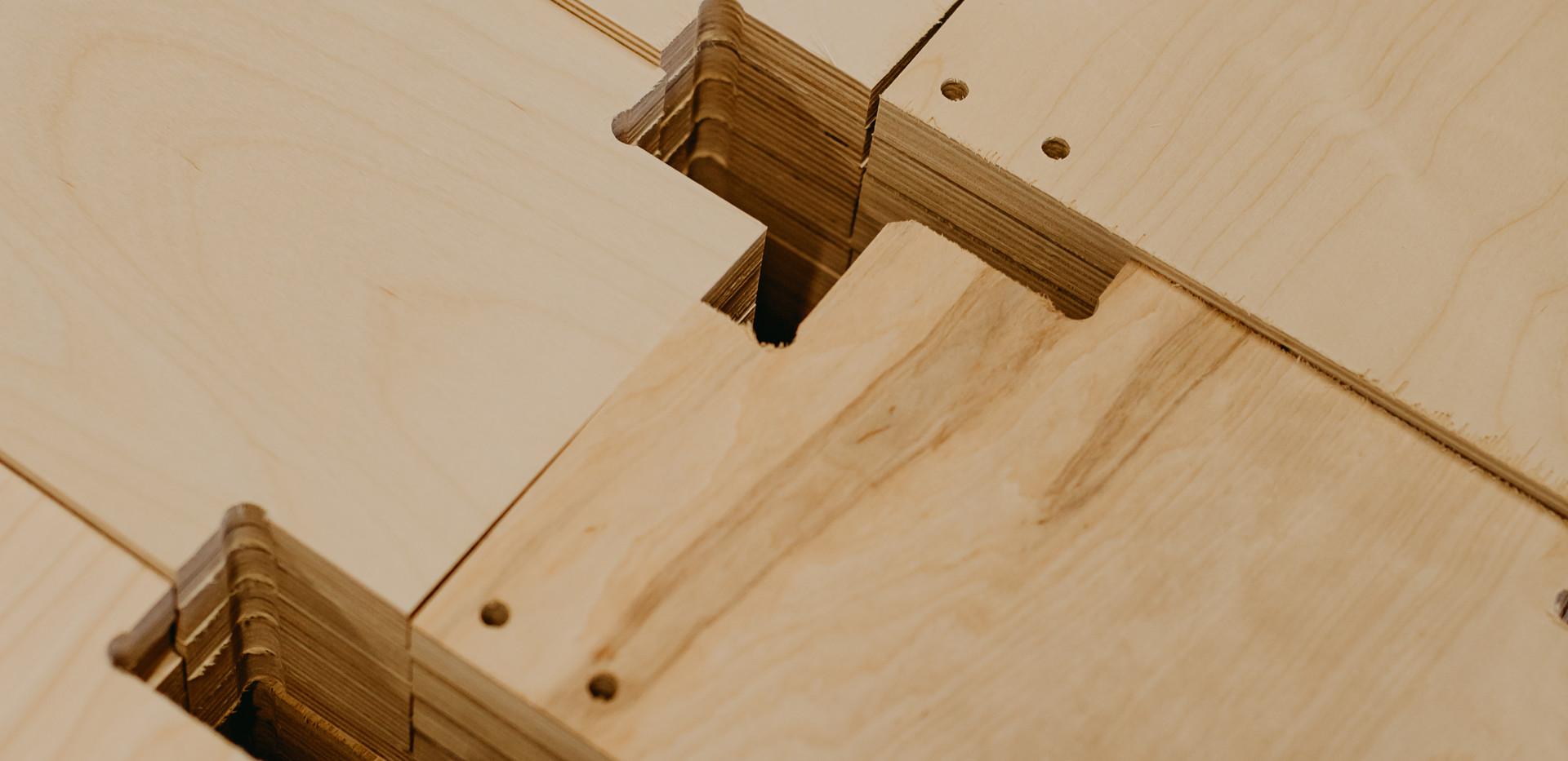 Slavita wood parts