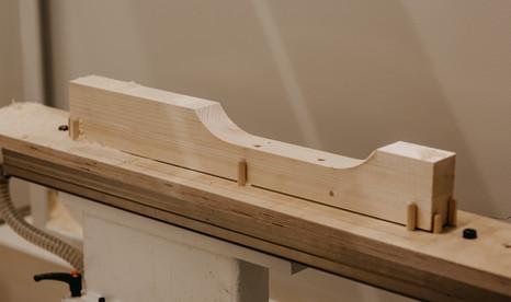 Slavita wood cutting Bacci result