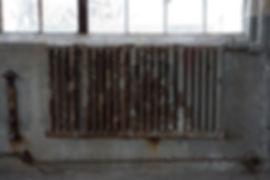 gorsanteh замена радиатора, старый радиатор