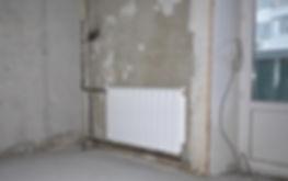 Gorsanteh замера радиатра в могоквартирном доме