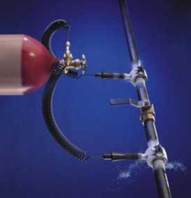 Gorsanteh схема заморозки труб