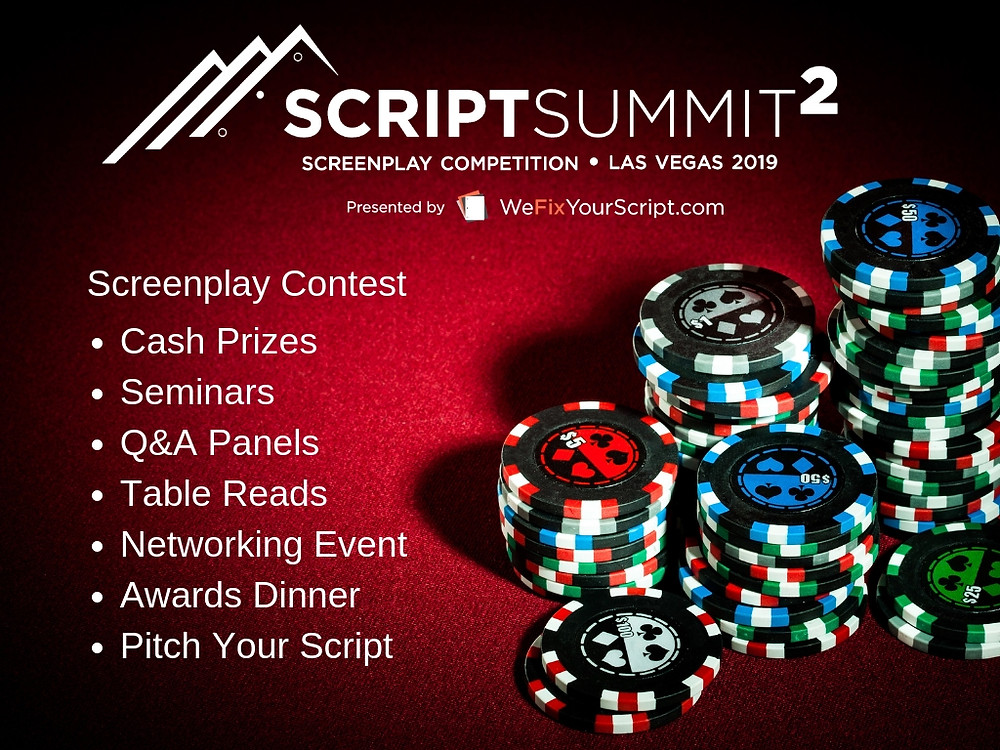Script Summit Screenplay Contest