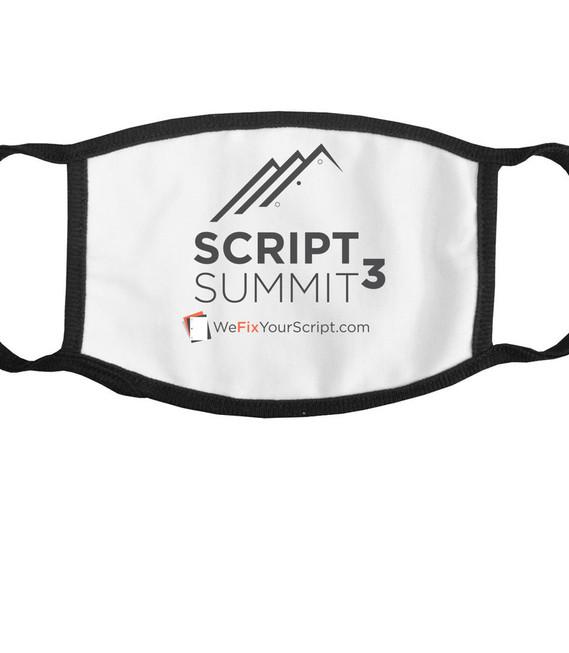 Script Summit Mask