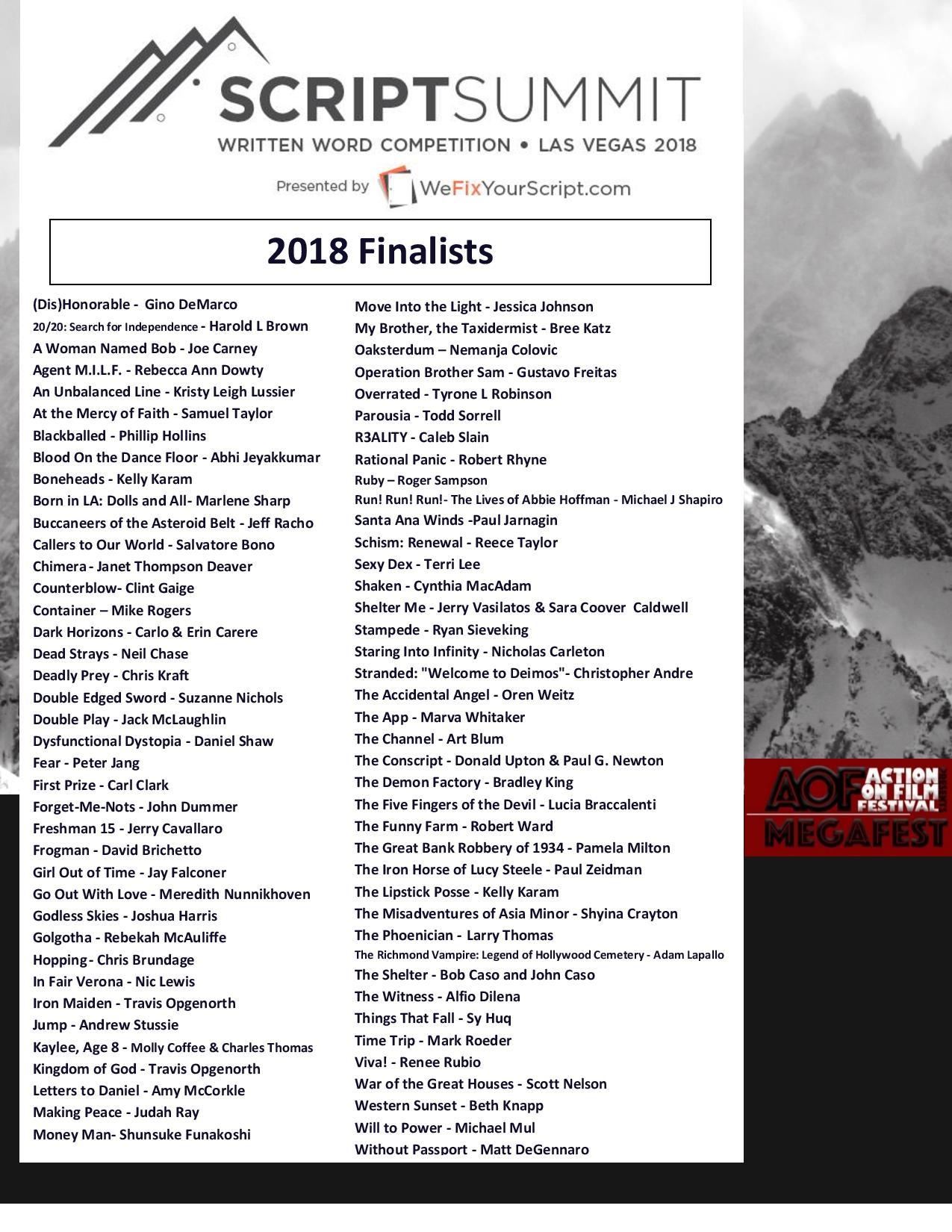 2018 Finalists -jpg
