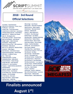 3rd Round official selections-jpg