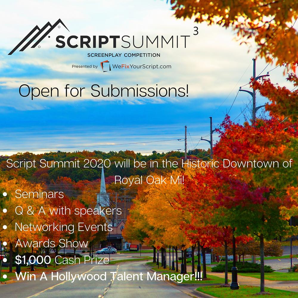 Script Summit 2020