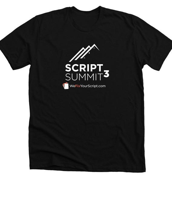 Official Script Summit 3 Shirt