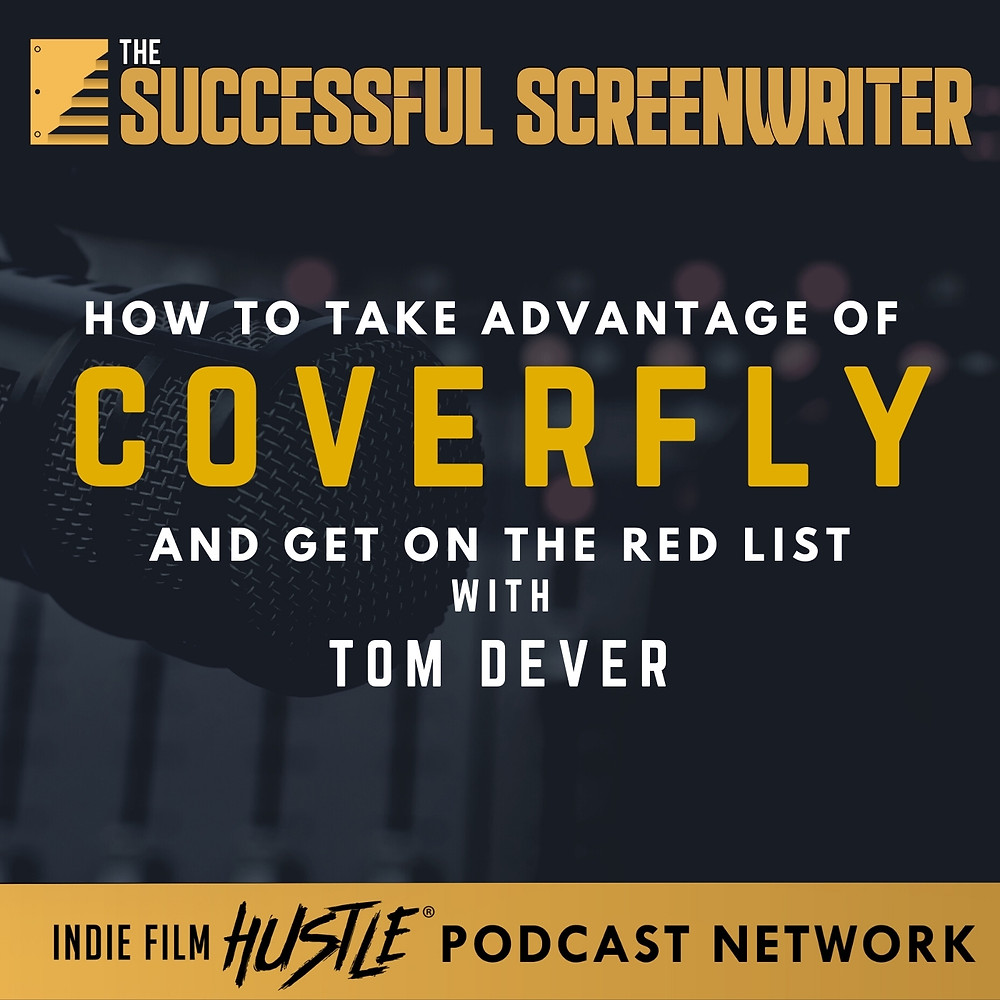 CoverFly Get on the Red List graphic