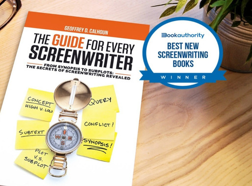 Best New Screenwriting Book!