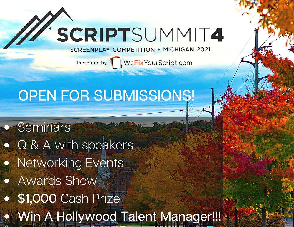 Script Summit Graphic