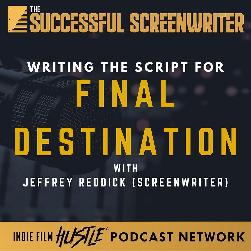 Successful Screenwriter Transcribed graphic