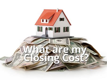 让你完全了解Closing Cost——湾区买房经验谈(六)