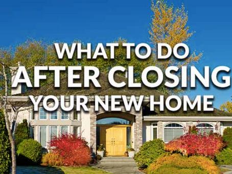 房子Close之后,你还需要做哪些工作?——湾区买房经验谈(四)