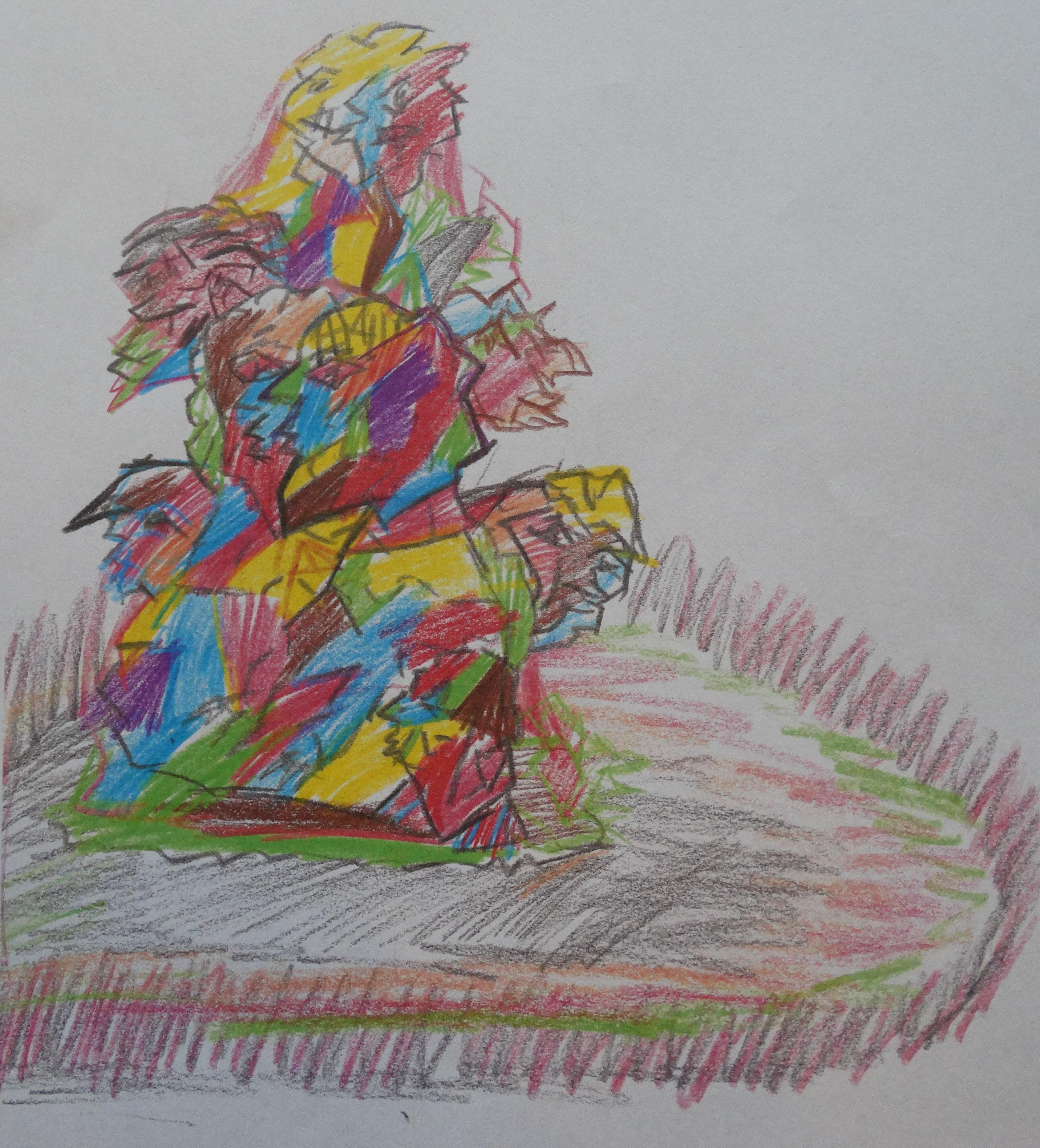 Ryan-Kunst Kleuren
