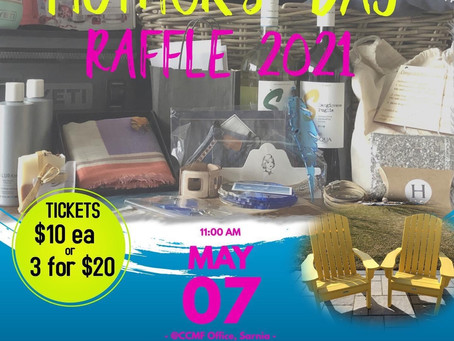 CCMF Mother's Day Raffle