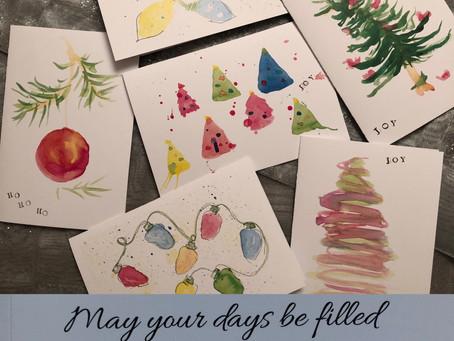Christmas Card Fundraiser