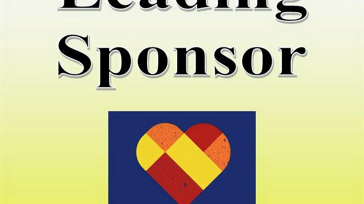 Leading Sponsor - $1750.00