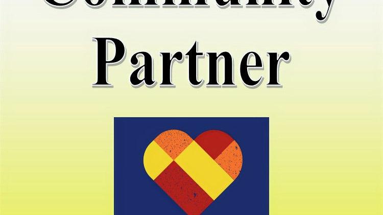 Community Partner - $10,000.00