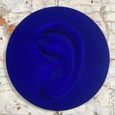 Listen Blue (Large)