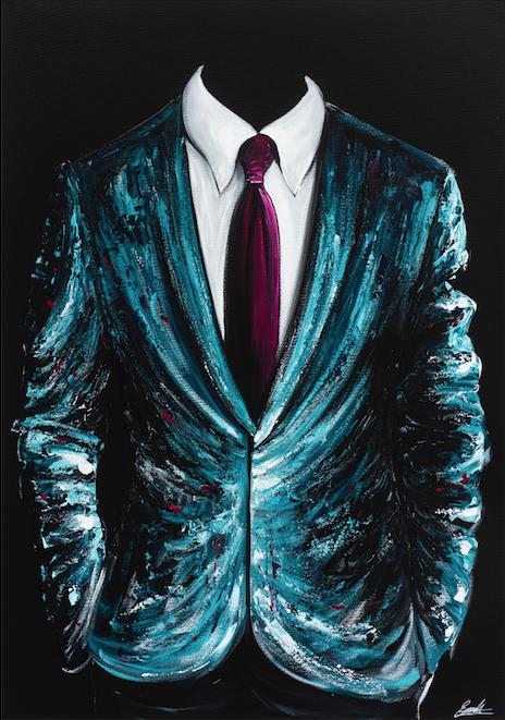Emerald suit:Phantom series