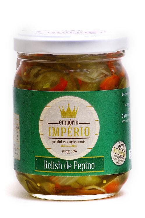 Relish de Pepino