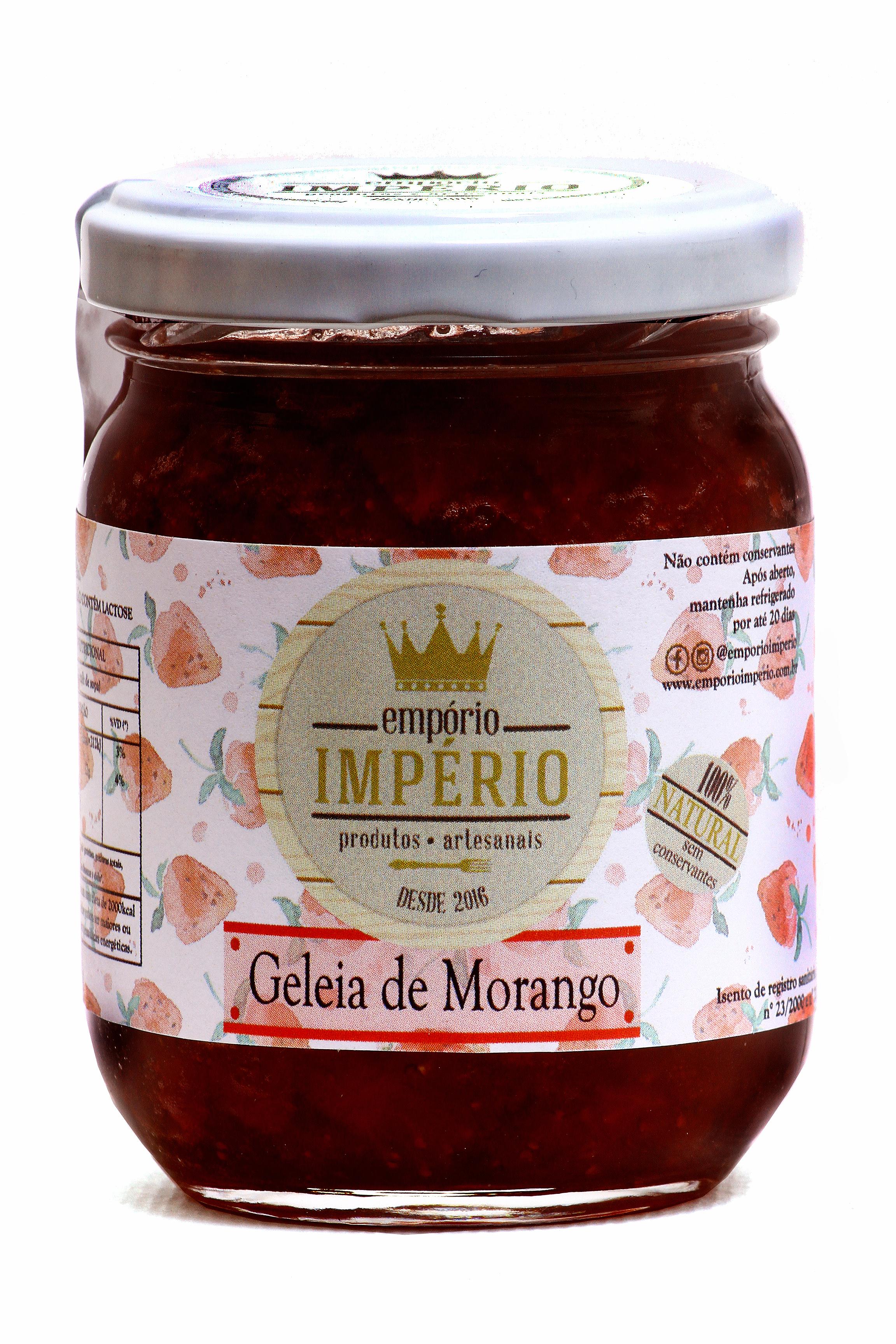 Geleia de Morango