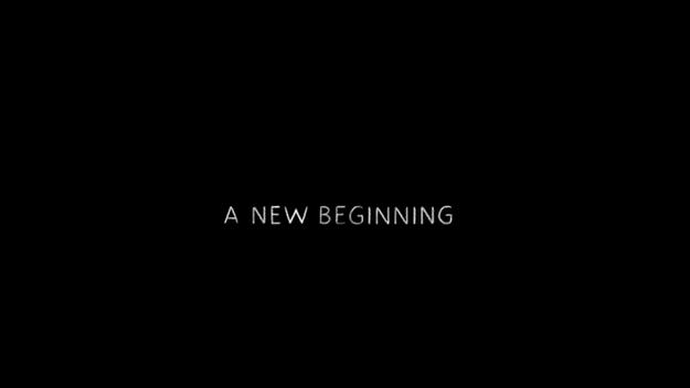 A NEW BEGINNING (Album Teaser)