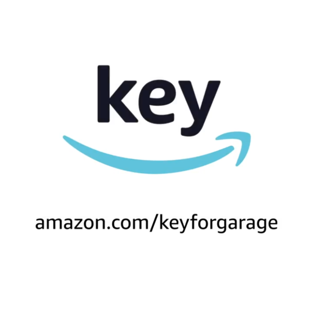 Amazon - Key for garage