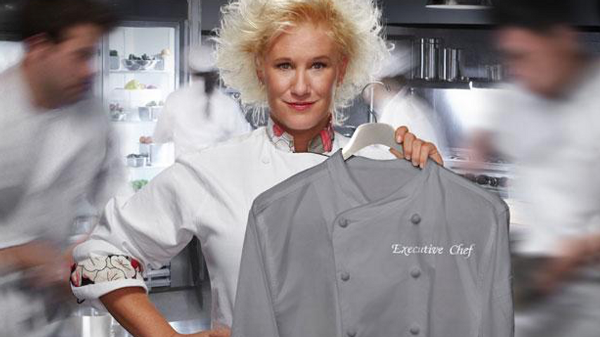 Food Network Chef Wanted with Anne Burre