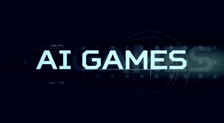 AI GAMES - Ridley Scott Pilot