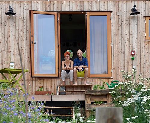 Tilla das energieautarke mobile tiny house