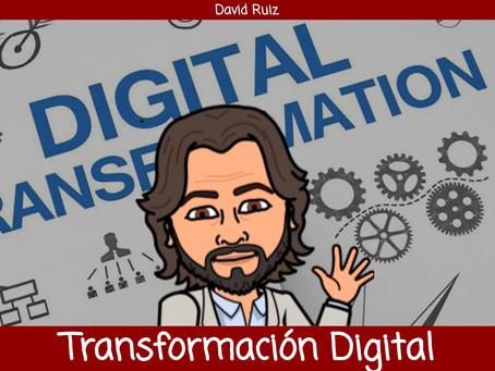 Cinco Consejos para la Transformación Digital